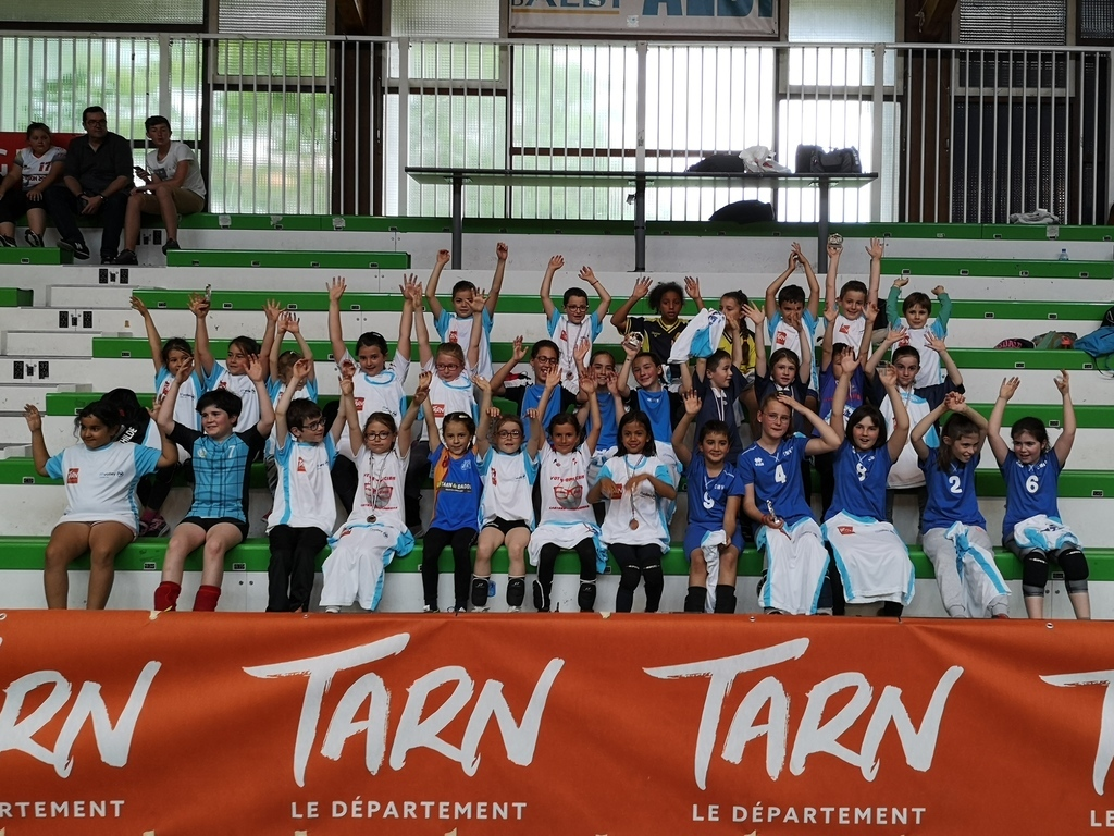 Fête du volley Tarnais 2019