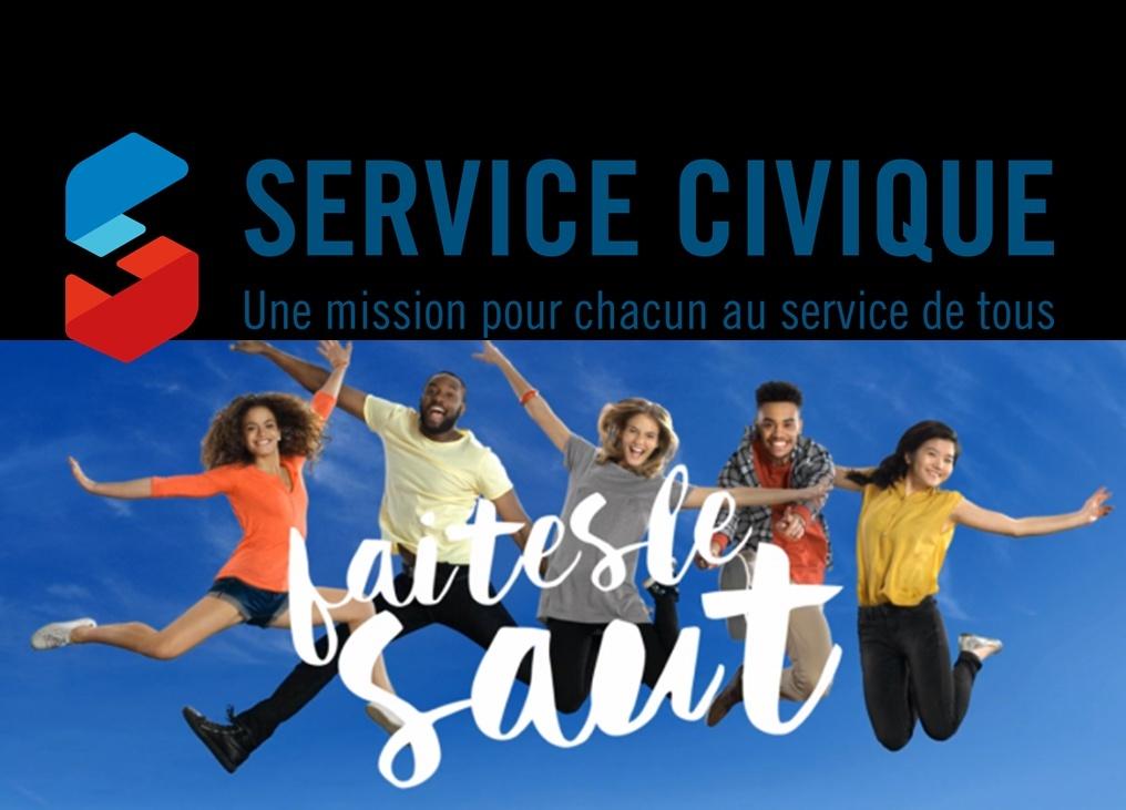 Recherche d'un Service Civique H/F